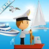 Boats and Ships for Toddlers and Kids : play with sea vehicles ! FREE app