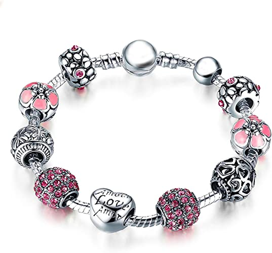 Autiga Bettelarmband Beads Armband Schmuck Armband mit Beads