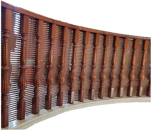 ZGQSW Red de Seguridad for Niños, Protección Exteriores Interiores, Cercas de Jardín, Escaleras Barandas Balcón Área de Juegos for Baby Cuerda de Malla Tejida, Varios Tamaños, Marrón: Amazon.es: Hogar