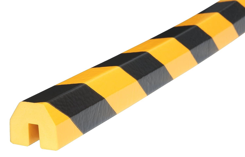 Knuffi Model BB Edge Bumper Guard Black//Yellow 5M