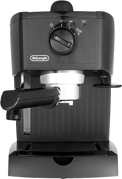 DeLonghi EC 145 - Cafetera espresso, 1 litro de capacidad, 15 bares: Amazon.es: Hogar