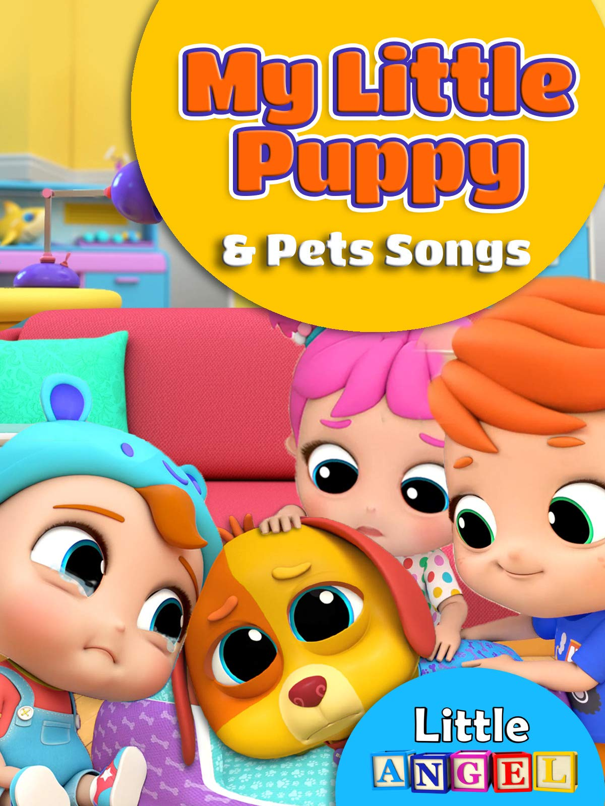 My Little Puppy and Pets Songs on Amazon Prime Video UK