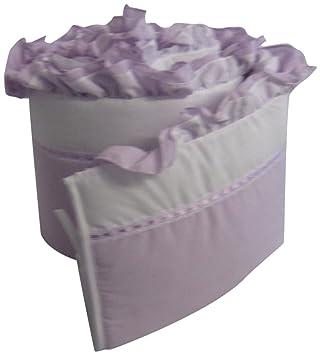 Babykidsbargains Regal Cradle Bumper 15 x 33 Pink