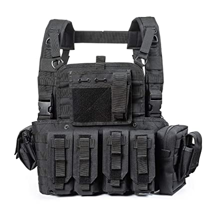Amazon.com   vAv YAKEDA Tactical CS Game Chest Vest - KF-099 ... 06c830dc96c9