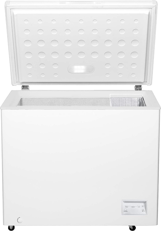 Sauber - Congelador Horizontal SCHD-260 - Función DUAL ...