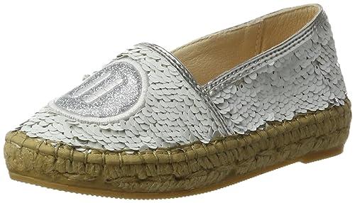 Macarena Lepisma, Alpargatas Unisex niños, (Blanco), 34 EU: Amazon.es: Zapatos y complementos