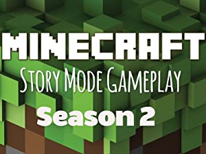 Amazon Com Watch Clip Minecraft Story Mode Gameplay Prime Video