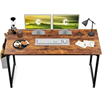 Deals on CubiCubi Study 55-in Home Office Writing Small Desk