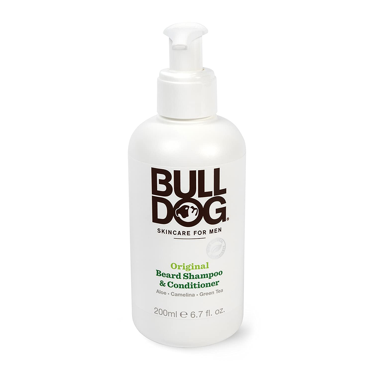 Bulldog Skincare and Grooming For Men Original Beard Shampoo and Conditioner, 6.7 Ounce Energizer Personal Care