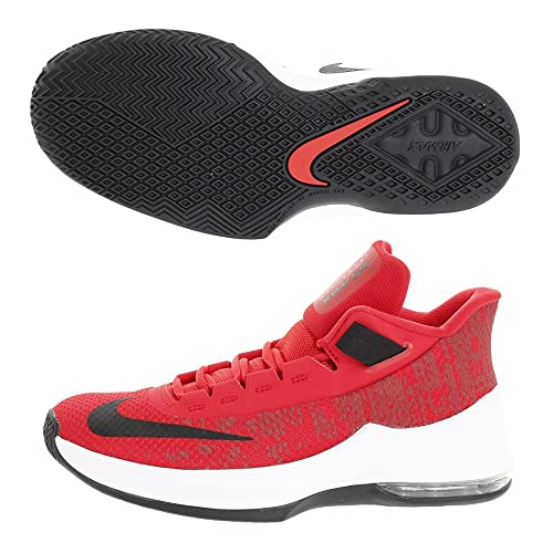 timeless design 75f96 cc329 Nike Air MAX Infuriate II GS, Zapatillas para Hombre, (University Red/Black
