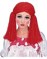 Rag Doll Wig Costume Accessory