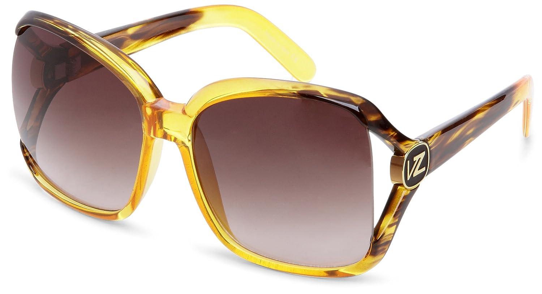 9dc7539e07e9ab Von Zipper Dharma Tortoise, Lunettes femme - Marron  Amazon.fr  Vêtements  et accessoires
