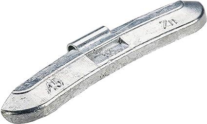 Perfect Equipment Wuchtgewichte Schlaggewichte Stahlfelgen 45g Auswuchtgewichte 45g Stahlfelgen Reifen Auswuchtgewichte Schlaggewicht Auto