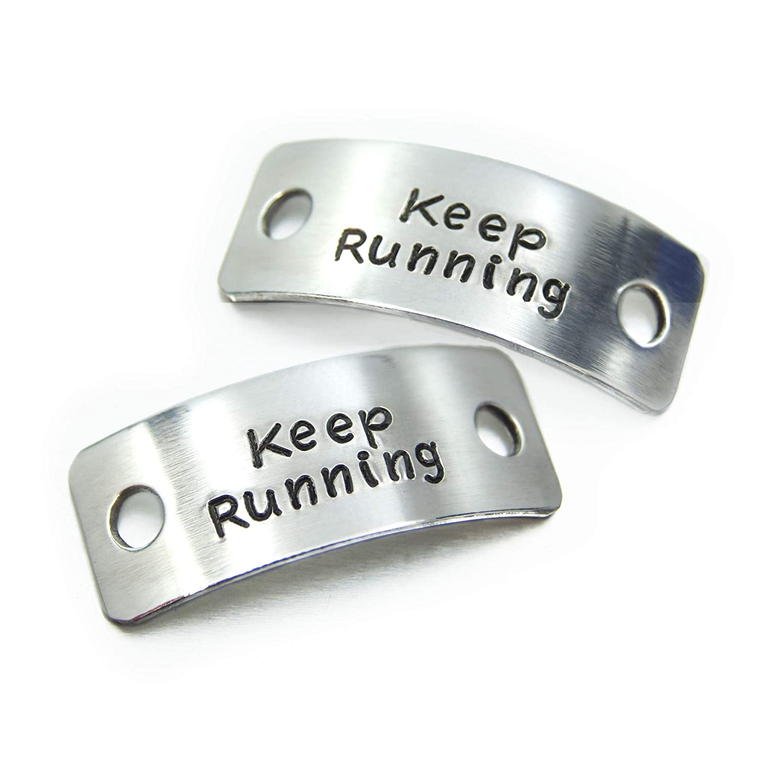 Personalised Trainer Tags (A Pair