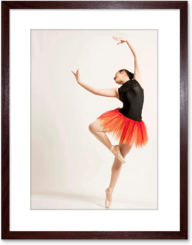 Ballet Dance Class Art Print Motivational Poster Decor Shoes Tutu Gifts MVP255