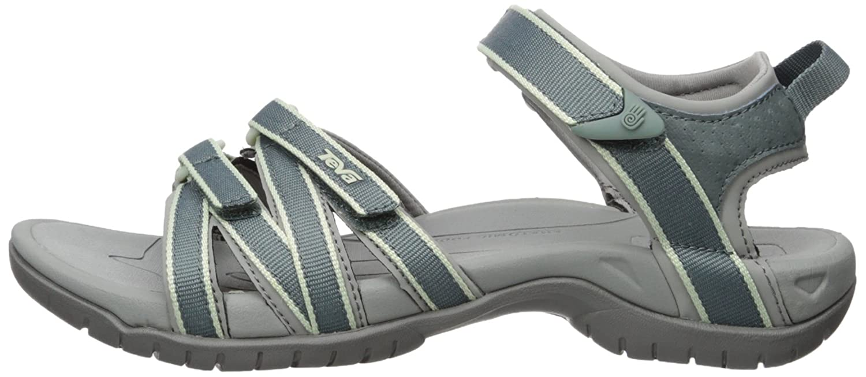 Teva Women's Tirra Athletic Sandal B018WWTUIK 8 B(M) US|Slate/Grey