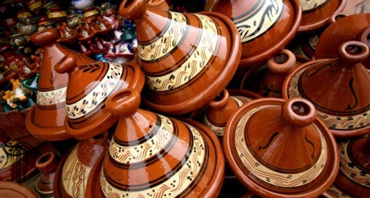 Large beldi Moroccan tajine 20 CM