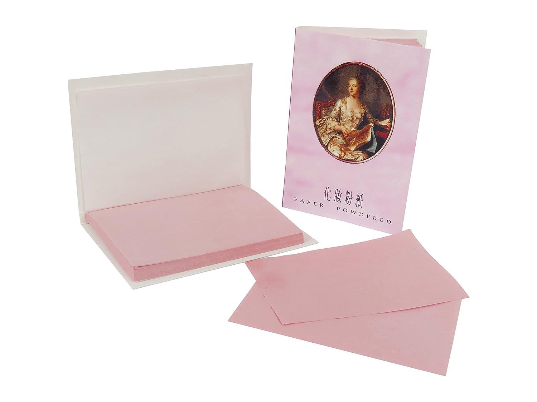 Carta Assorbente Opacizzante Viso - Papier Poudre - Oil Control Blotting Paper - 7.0cm x 5.0cm, 195 fogli (65 fogli X3 pack) Cosmos