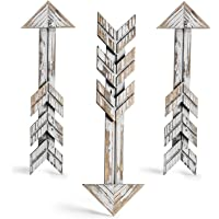 Cade Rustic Wall Decor Arrow Barnwood Decorative Arrows Barn Wood Decorative Signs-Decoration for Home or Outdoor