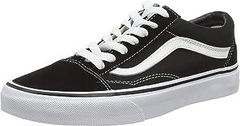 Vans Men's Old Skool Classic Skateboard Shoes