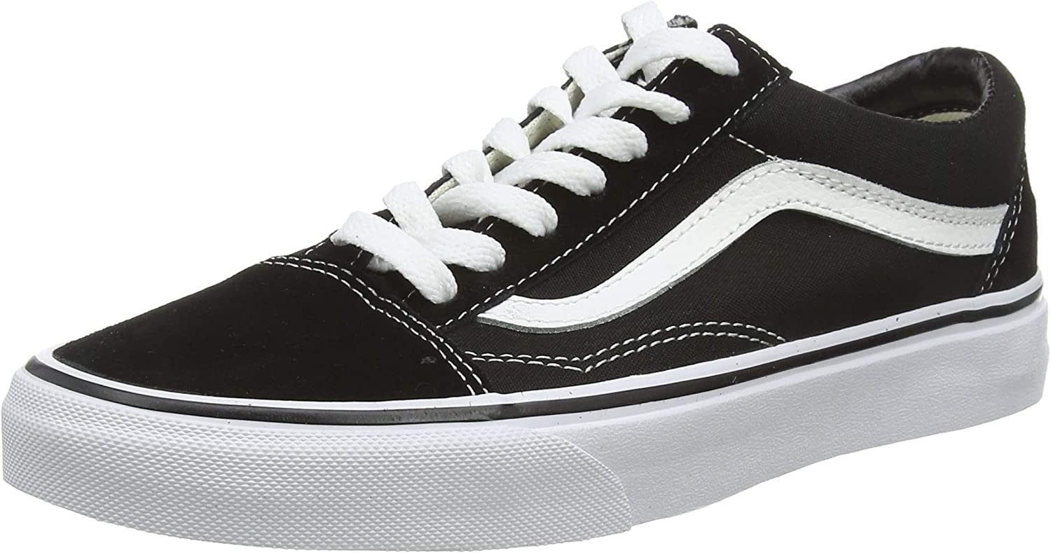Vans Old Skool, Zapatillas Unisex Adulto: Vans: Amazon.es: Zapatos ...
