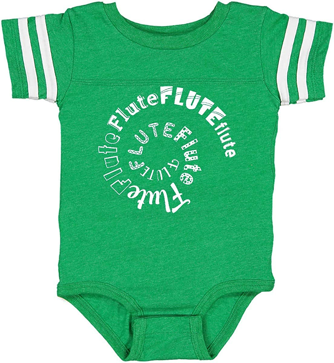 inktastic Flute Music Gift Flutist Band Infant Creeper