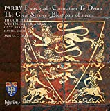 Parry:I Was Glad [Westminster Abbey Choir; Daniel Cook; Onyx Brass,James O'Donnell] [HYPERION: CDA68089]