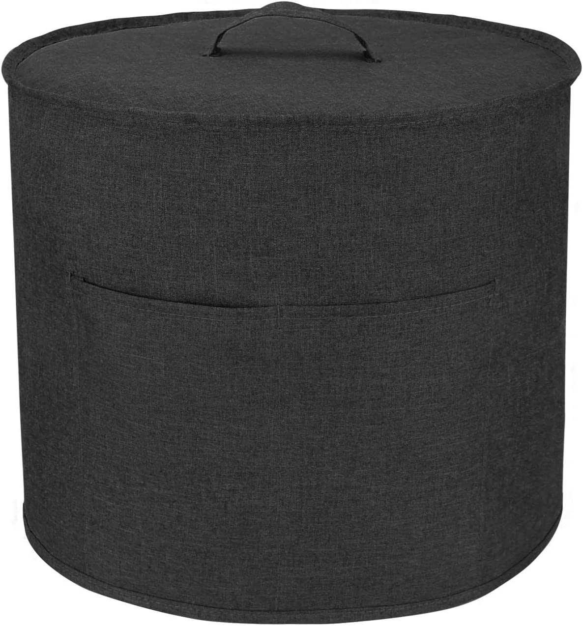 Noir matelass/é Luxja Housse pour Instant Pot IP-DUO60 Housse de Protection pour 6 Litre Autocuiseurs Electriques et Accessoires