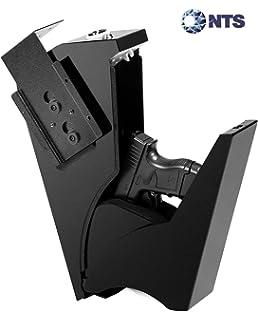 Amazon com: GunVault SV500 - SpeedVault Handgun Safe: Home