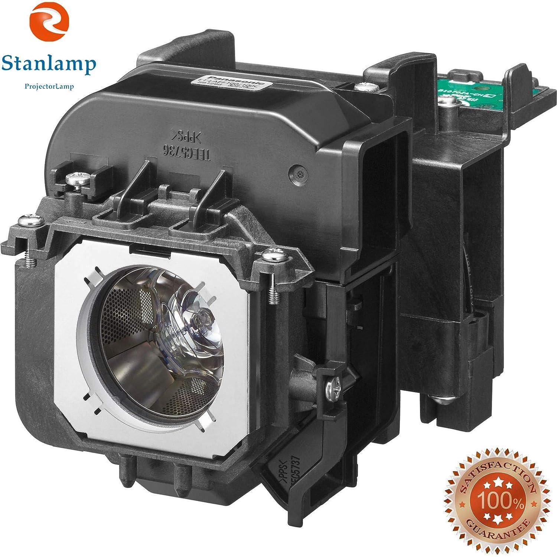 ET-LAEF100 交換用ランプ オリジナル品質 電球ハウジング PANASONIC PT-EW550 PT-EW550L PT-EX520 PT-EX520L PT-EX620 PT-EX620T PT-EZ590 PT-FZ570 PT-FW530 PT-FX500 プロジェクタースタンランプ   B07JY5MRDY