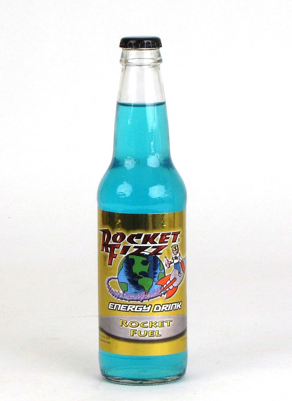 Amazon com : Rocket Fizz Rocket Fuel (6 bottles) : Grocery