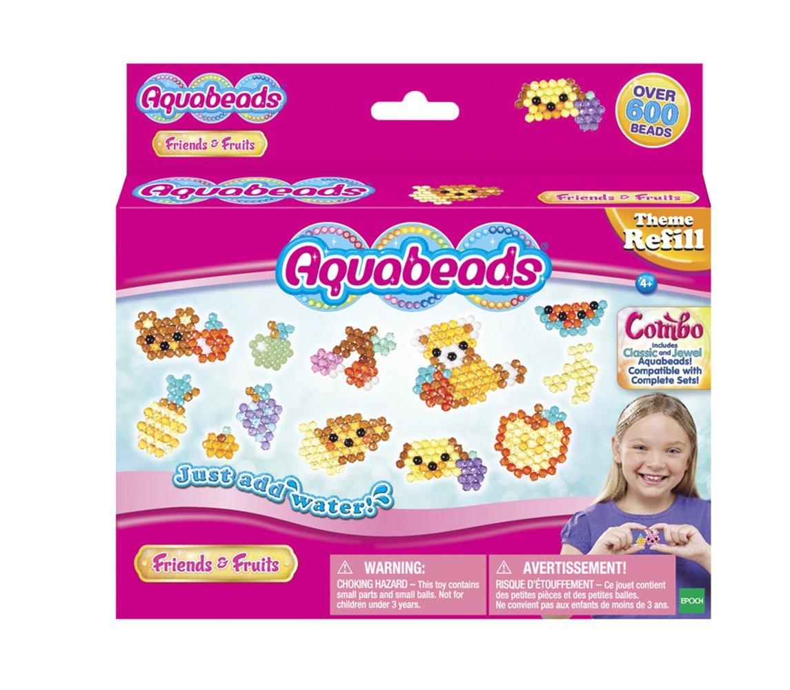 Aquabeads Friends Fruits Playset