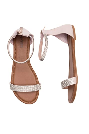 c7efbaed5c3e Ardene - Women s - Sandals - Jeweled Sandals 6 -(8A-FW01338)