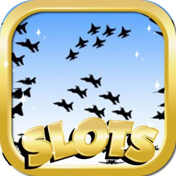 Casino Slots For Free : Air Force Musicplayer Edition - The Best New & Fun Video