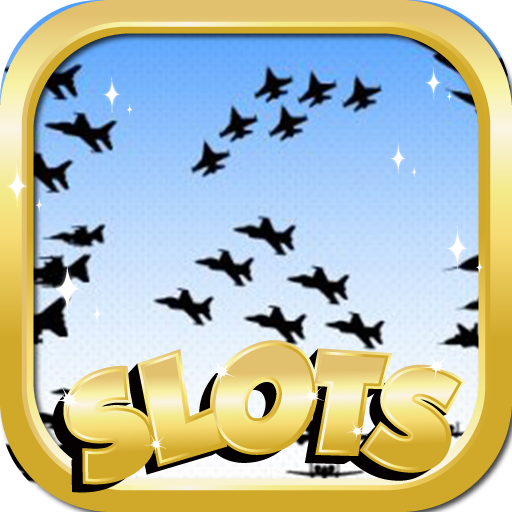 Casino Slots For Free : Air Force Musicplayer Edition - The Best New & Fun Video Slots Game For 2015! (The Best Rap Videos)