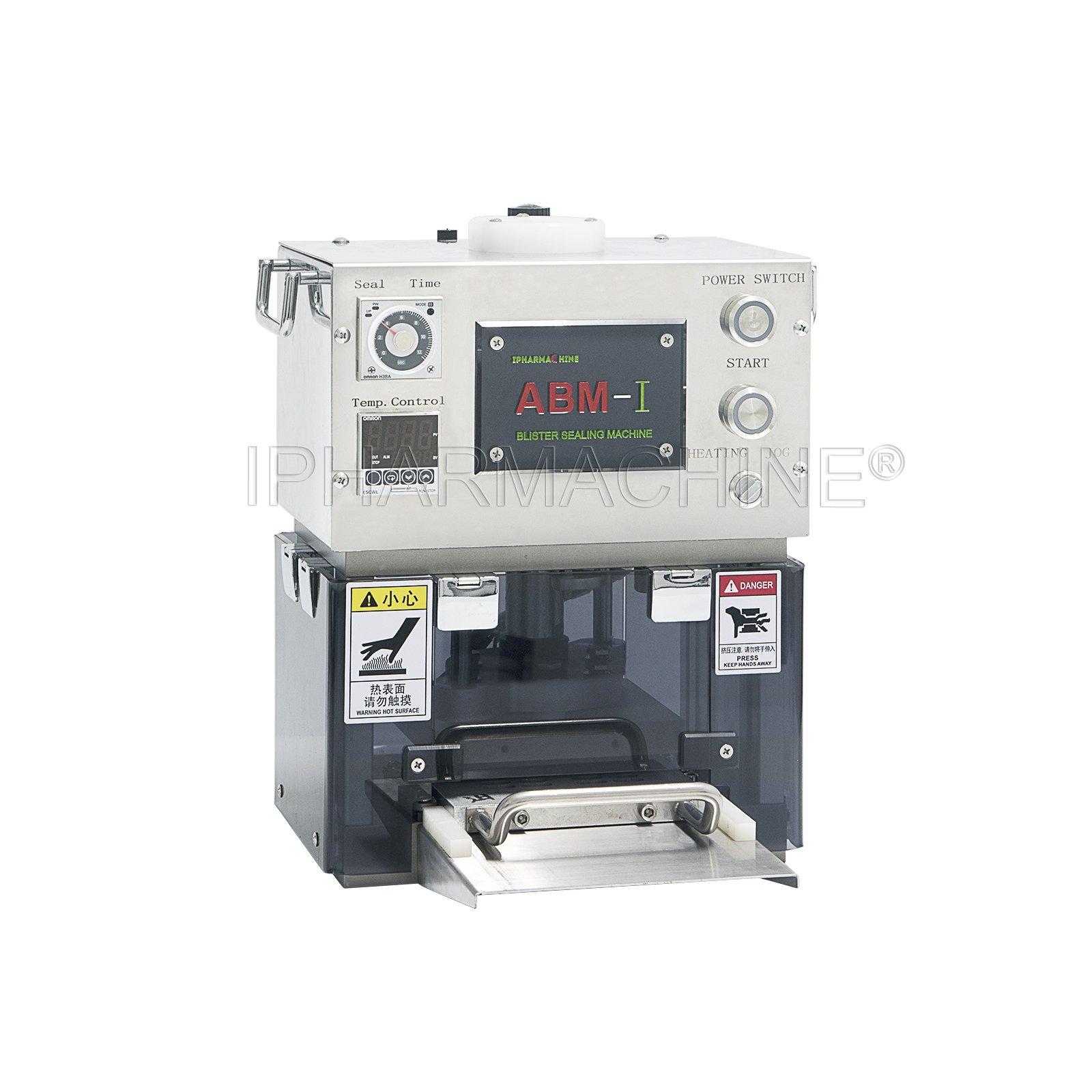Capsulcn®,Blister Card Sealing machine ABM-I Blister Packaging machine (110V/60HZ)