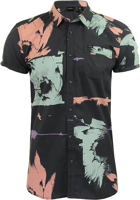 ONeill Camisa hawaiana floral para hombre: Amazon.es: Ropa y accesorios