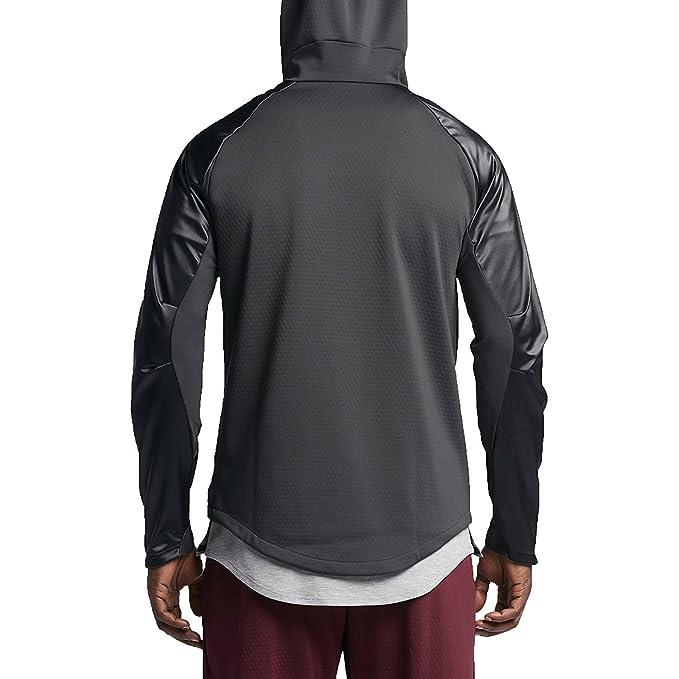 b4ec92db4b Nike mens 360 THERMA SHIELD MAX FZ HDY 800986 at Amazon Men's Clothing  store: