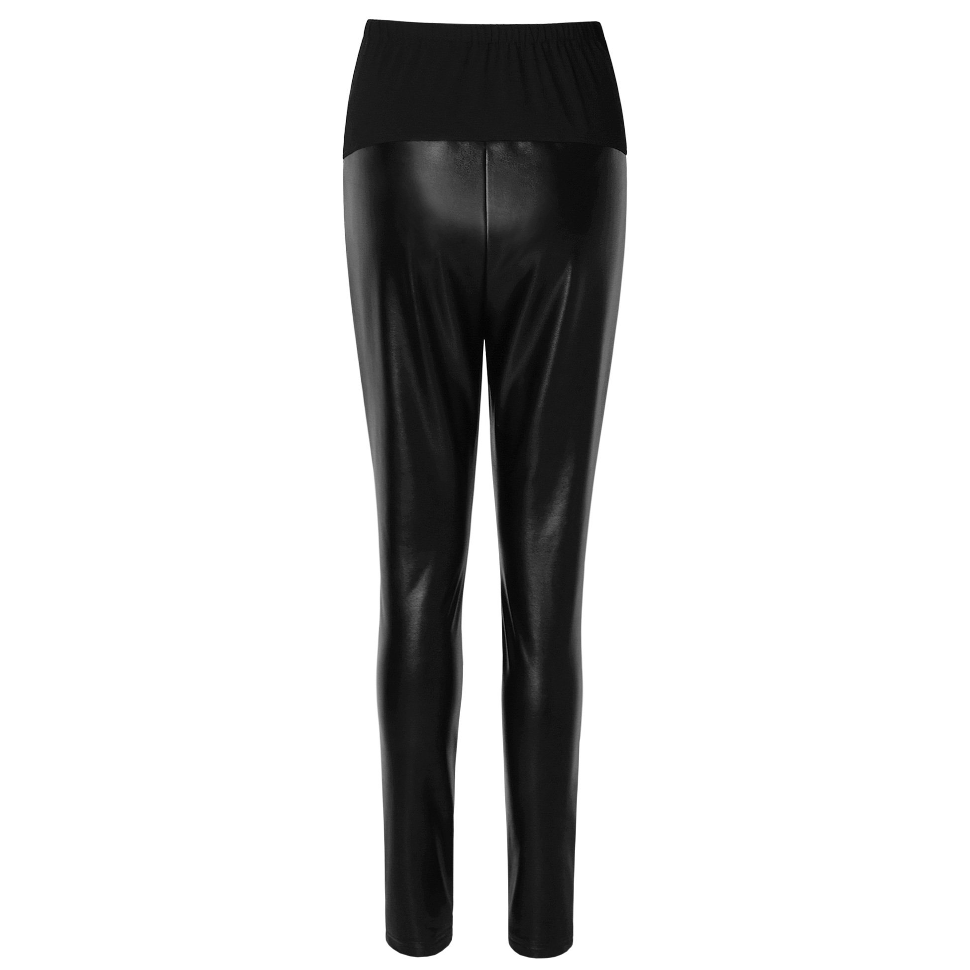 ee5b55872e3e7 Bhome Maternity Pants Stretch High Waisted Pants, Warm Lining Fashion Faux  Leather Leggings,Dress Pants for Work < Clothing < Clothing, Shoes &  Jewelry - ...