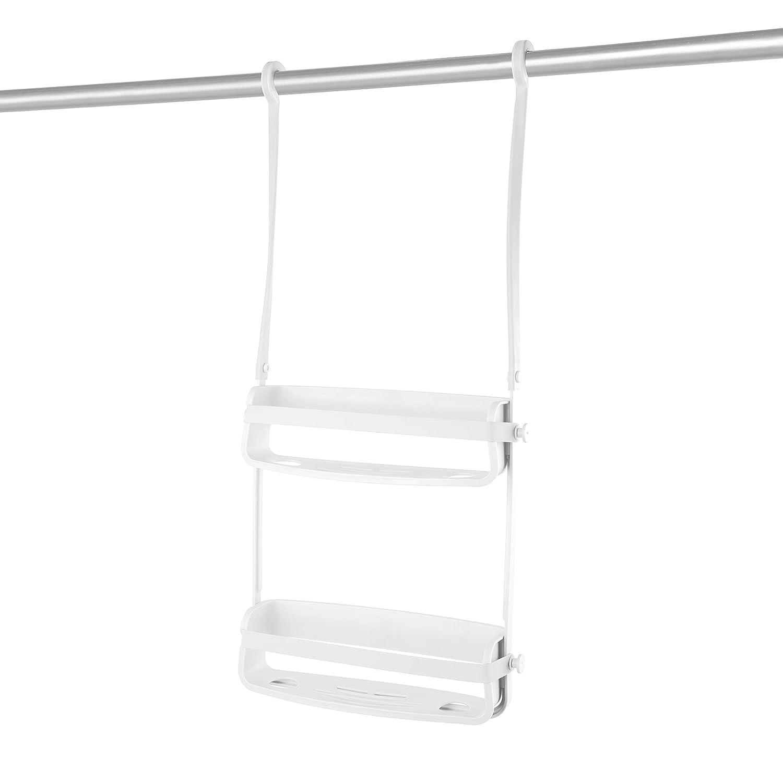 Amazon.com: Umbra Flex Shower Caddy, White: Home & Kitchen