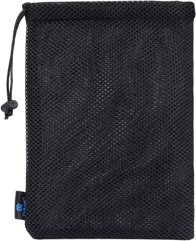 Mesh Storage Bag CAOMING 4 in 1 AHDBT-501 3.85V 1220mAh Battery AHDBT-501 3-Channel Battery Charger Battery Storage Box Kits for GoPro HERO7 //6//5 Durable