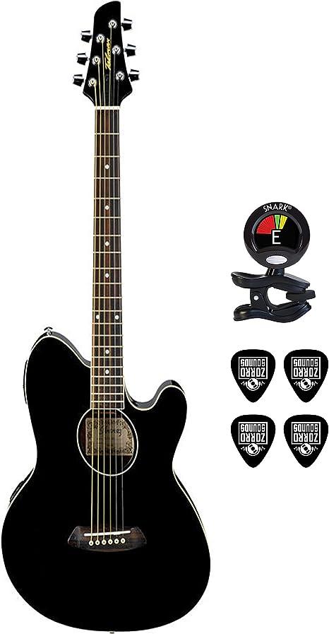 Ibanez Talman tcy10 6 cuerdas Guitarra eléctrica acústica de ...