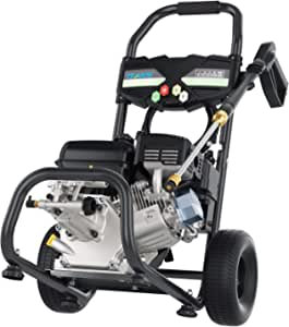 Power Washer TEANDE 4200PSI 2.8GPM Gas Pressure Washer, 7.0HP 212CC Power Washer, 5 Adjustable Nozzles,1Gallon Flue Tank