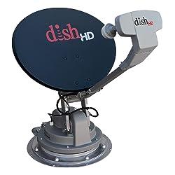 Winegard DISH TRAVLER RV Satellite TV Antenna