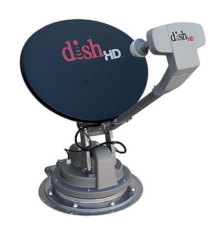Winegard SK 1000 TRAVu0027LER RV Satellite TV Antenna For DISH (Stationary,