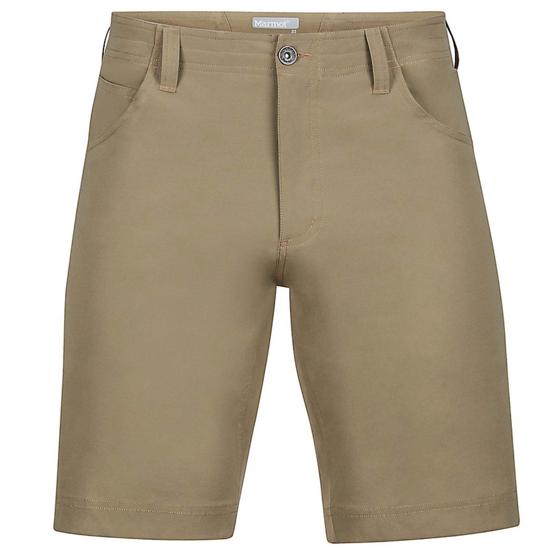 Marmot Syncline Herren Shorts, Kaki, 91cm