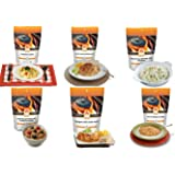 Campfire Meals Breakfast, Lunch and Dinner (6 Pack)
