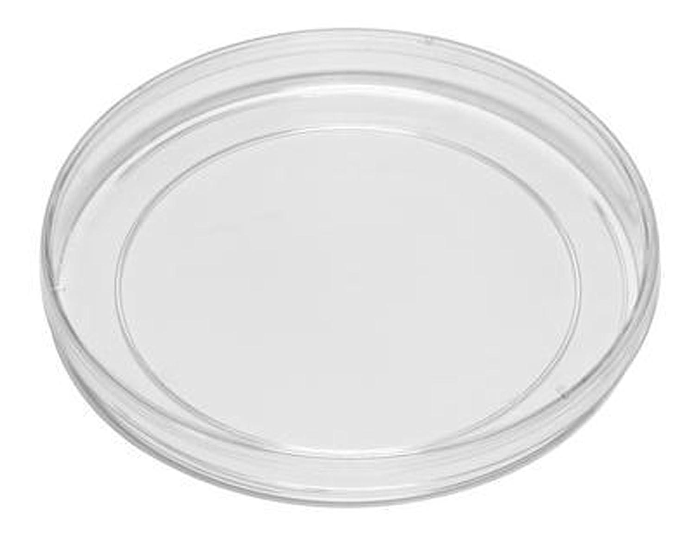 6.59 cu Media Saver Pack of 500 15 mm Height Capacity in 95 mm Diameter Kord Valmark 2914 Polystyrene Petri Dish