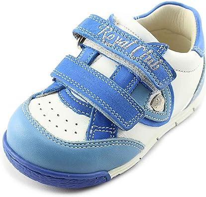 Minimen Boys Leather Orthopedic Shoes
