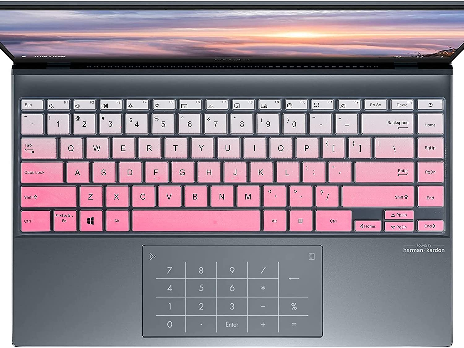 Keyboard Cover for 14